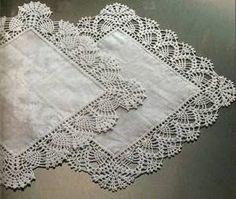Αποτέλεσμα εικόνας για croche em tecido linho