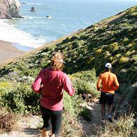 Places to Run: CALIFORNIA COASTAL TRAIL, CALIFORNIA