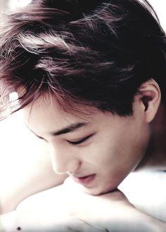 Kai | EXO's first official photobook 'DIE JUNGS'