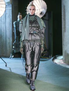 Le défilé Jean Paul Gaultier automne-hiver 2014-2015