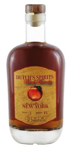 Dutch's Spirits Peach Brandy (750ml)