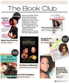 The Natural Hair Book Club