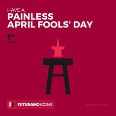 Have a painless april fools day! Check out our FUTURAMO ICONS – a perfect tool for designers & developers on futuramo.com