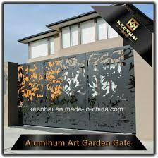 Image result for cnc cutting gate designs Grill Gate Design, Compound Wall, Entrance Gates, Garden Gates, Muhammad, Cnc, Image, Entrance Doors, Front Gates