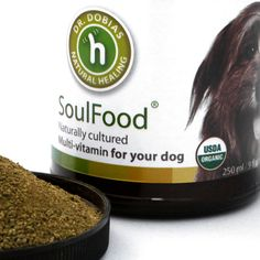 SoulFood - certified organic multivitamin for Dogs