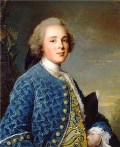 1744 Jean-Marc Nattier - Percy Wyndham O'Brien