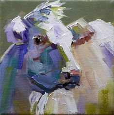 "Daily+Paintworks+-+""suspect""+-+Original+Fine+Art+for+Sale+-+©+Carol+Carmichael"