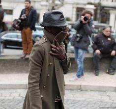 Men's Streetstyle Fashion Paris