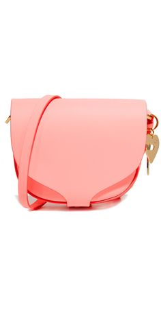 Sophie Hulme Mini Saddle Bag | SHOPBOP