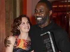 Ruth Wilson and Idris Elba reunited