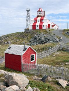 Cape Bonavista Lighthouse, Newfoundland Canada at Lighthousefriends.com