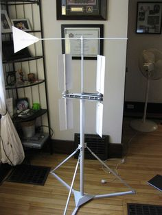 DIY Wind Turbine - much to be learned just in the comments alone.
