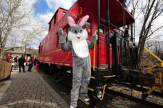 """Wilmington will be a """"hoppening"""" place to be this Easter! Read on for our list of family-friendly events and options for Easter dining:http://www.thetowndish.com/2016/03/17/411-easter-2016-festivitiesand-dining-wilmington/"""