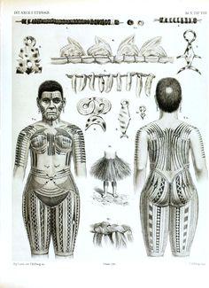 Design - Apparel - Tattoo, Polynesian 1
