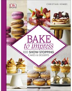 Bored of regular baking? Looking for new challenges? Discover a whole new world of baking creativity with Bake To Impress.Let award-winning