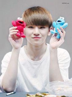 Seventeen || Woozi - Omg what a cutie he is!!!!!! #Seventeen #Woozi #Cutie