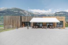Erweiterung Alters- und Pflegeheim Santa Rita, Ried-Brig | Architektourist