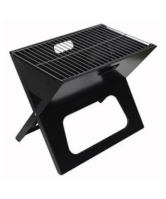 Love this Black Portable Grill on #zulily! #zulilyfinds