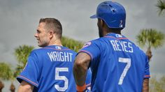 Pics from PSL: David Wright and Jose Reyes, together again! | SNY
