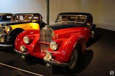 #Bugatti #Type47C #Atalante exposée à la #Cité de l'#Automobile, Collection #Schlumpf, de #Mulhouse. Article original : http://newsdanciennes.com/2015/07/16/on-a-teste-pour-vous-la-collection-schlumpf/ #Cars #Museum #Voiture #Ancienne #Classic