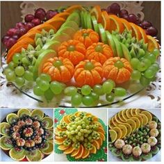 Fruit Tables, Fruit Buffet, Fruit Decorations, Food Decoration, Best Fruits, Healthy Fruits, Thanksgiving Fruit, Food Bouquet, Cobb