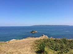 Herm Island view