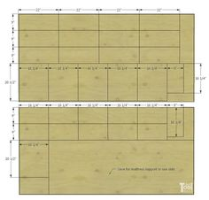 Free plans to build a king size barn door farmhouse bed with double X details. The bed base has 6 large drawers for storage. Diy King Bed Frame, Bed Frame Plans, King Size Bed Frame, Bed Plans, Diy Furniture Renovation, Diy Furniture Easy, Furniture Design, Woodworking Furniture Plans, Woodworking Projects