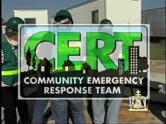 Riverside, CA CERT (Community Emergency Response Team) -- a favorite introduction (abt 4 minutes)