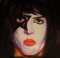 Kiss World, Kiss Art, Star Children, Halloween Face Makeup, Comics, Artwork, Work Of Art, Auguste Rodin Artwork, Artworks