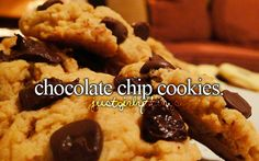 just girly things>>> if a guy wants to win me over just bring me chocolate chip cookies, cookie dough, and/or chocolate chips Cute Couple Quotes, Girly Quotes, Quotes Quotes, Dont Forget To Smile, Justgirlythings, Reasons To Smile, Simple Pleasures, Chocolate Chip Cookies, Chocolate Chips