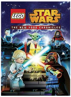 LEGO Star Wars The New Yoda Chronicles