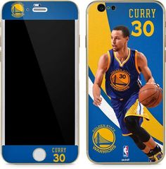 Warriors Curry #30 iPhone 6/6s Skin. Available as a case or skin for multiple…