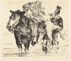 Lovis Corinth  https://www.flickr.com/photos/78968329@N08/19162010808/in/dateposted/