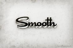 Grungy 3D Text In Illustrator (more hipster than grungy, I'd say...)