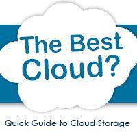 Google Drive vs Dropbox vs Amazon Cloud Drive vs SkyDrive vs etc etc etc. Who's got the best cloud?