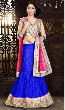 #Blue Color #Silk A Line Style Party Wear Lehenga Choli | FH479374006 #heenastyle, #designer, #lehengas, #choli, #collection, #women, #online, #wedding , #Bollywood, #stylish, #indian, #party, #ghagra, #casual, #sangeet, #mehendi, #navratri, #fashion, #boutique, #mode, #henna, #wedding, #fashion-week, #ceremony, #receptions, #ring , #dupatta , #chunni , @heenastyle , #Circular , #engagement