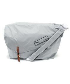 bpr BEAMS(ビーピーアール)のbpr BEAMS / リフレクター メッセンジャーバッグ L(メッセンジャーバッグ)|ホワイト
