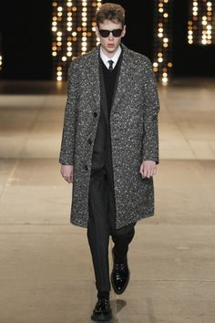 Saint Laurent - Men Fashion Fall Winter 2014-15 - Shows - Vogue.it