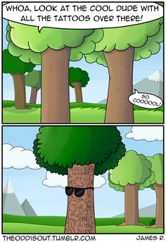 cool tree voice: yo