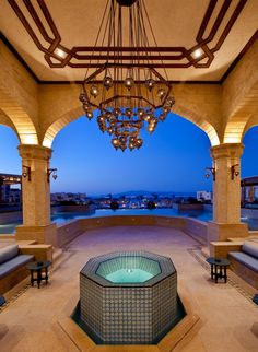 Luxurious European service with Egyptian hospitality at the premier holiday destination on Egypt's Red Sea coast. The Moorish fortress with oriental accents is the first property in Egypt.