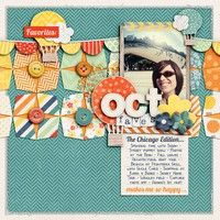 A Project by Nettio from our Scrapbooking Gallery originally submitted 02/29/12 at 02:22 PM