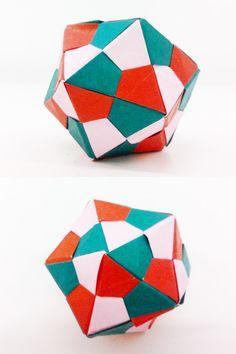 geometric kusudama