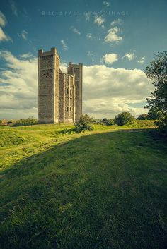 castle keep - Orford | Flickr - Photo Sharing!