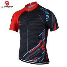 US $25.43 X-TIGER 2017 Breathable Pro Cycling Jersey Summer MTB Bike Clothes Short Sleeve Bicycle Clothing Hombre Ropa Maillot Ciclismo. Aliexpress product