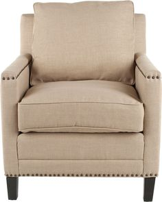 Alan Straw Color Club Chair