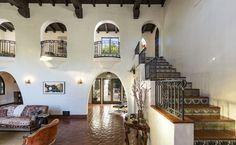 Spanish Los Feliz home