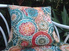 Outdoor Cushions Pillows. Mediterranean by IslandHomeEmporium, $29.00