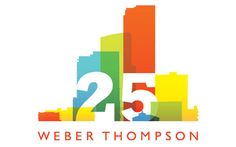 Weber Thompson's 25th Anniversary on Behance