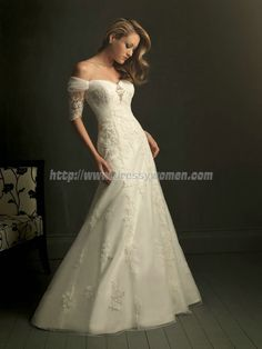 Mermaid Trumpet Off The Shoulder Luxurious Style Lace Wedding Dresses Lawd