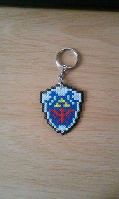 Llavero Escudo Legend of Zelda - bouclier trousseau